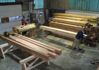 Ayre Residence_Beam and Pillar Prep
