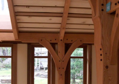 Timber Frame Home 3