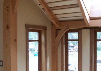 Timber Frame Home 4