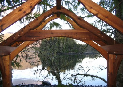 Tofino Botanical Gardens_Frame Details