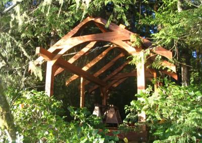 Tofino Botanical Gardens_Open Frame